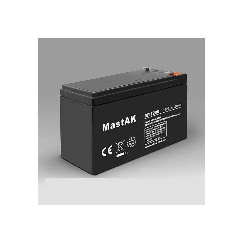 Аккумулятор MastAK MT1290 12V 9Ah