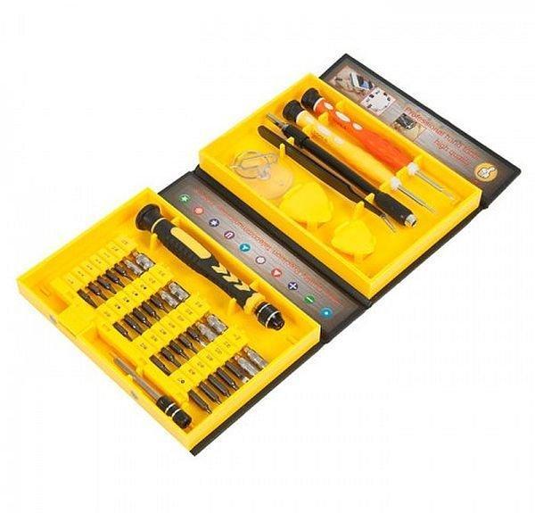 Профессиональный набор инструментов SPHINX  6097-38 in 1 CR-V