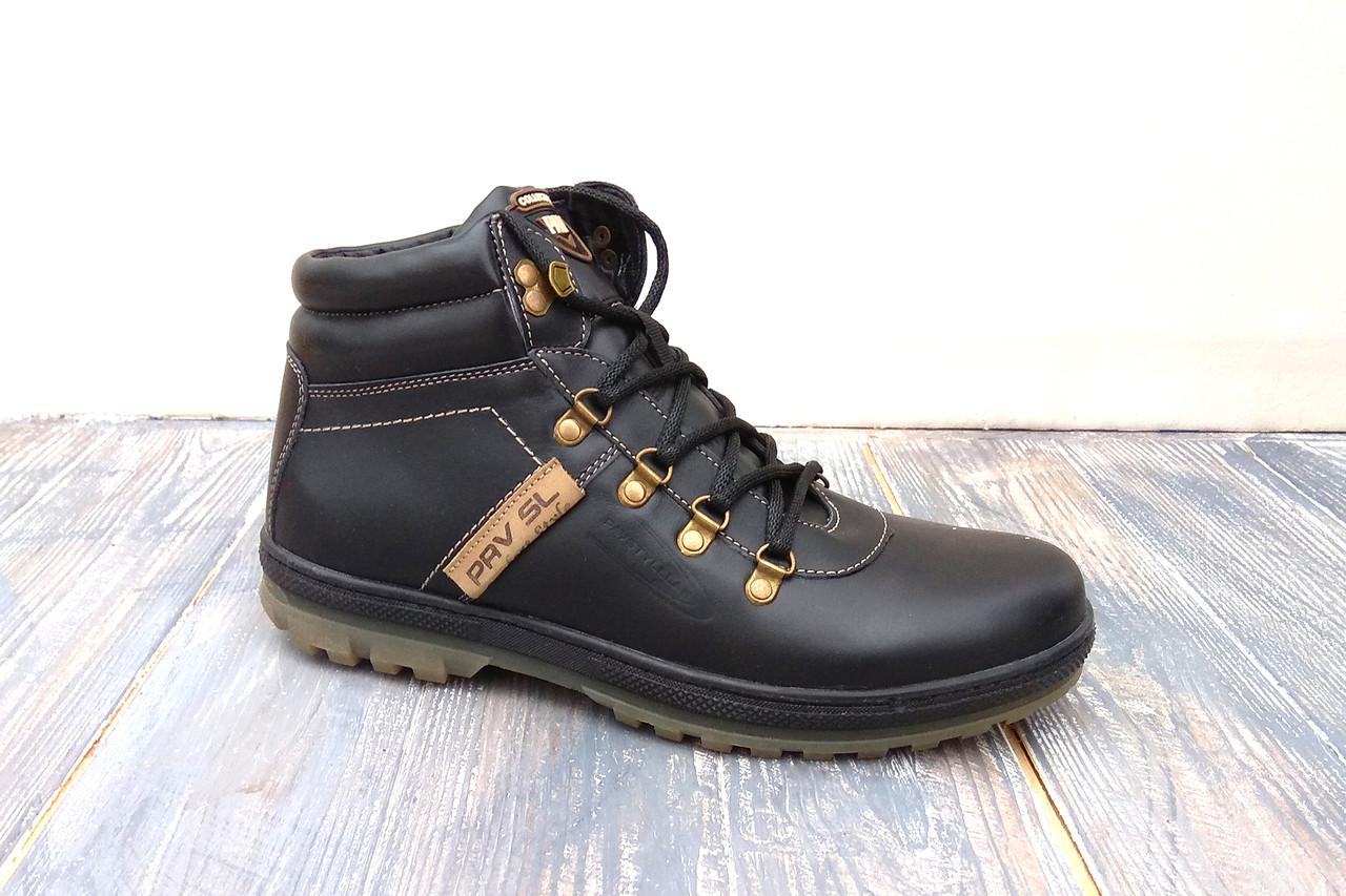 Молодіжні зимові черевики PAV