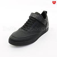 Мужские чёрные кроссовки Louis Vuitton, фото 1