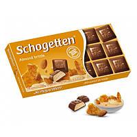 Шоколад Schogetten Almond Brittie 100g
