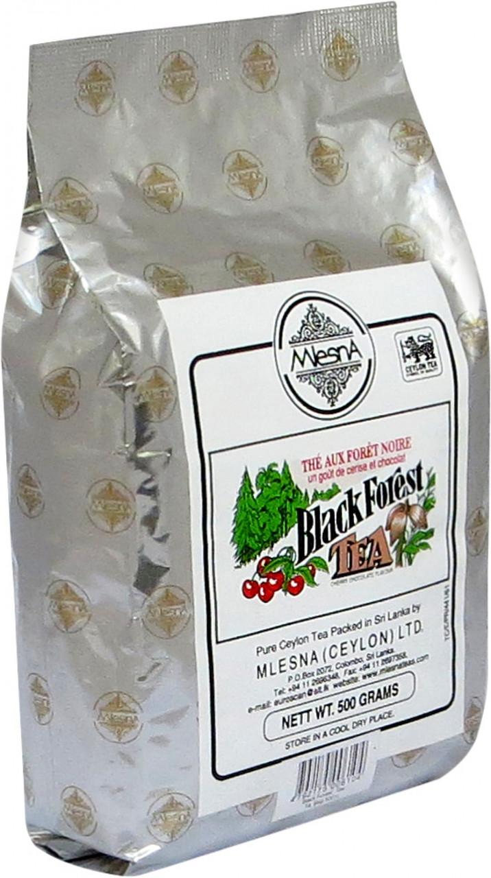 Черный чай Черный Лес, BLACK FOREST BLACK TEA, Млесна (Mlesna) 500г.