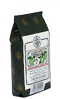 Зеленый чай Зеленое Яблоко,  GREEN APPLE GREEN TEA, Млесна (Mlesna) 100г.