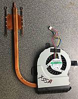 Система охлаждения  Asus x55a б/у оригинал