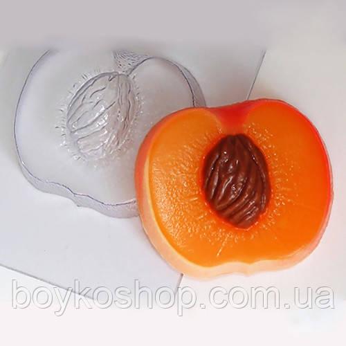 Форма пластиковая Персик