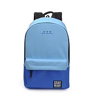 Рюкзак городской AIWEIER Голубой, фото 1