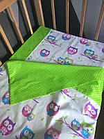 ОПТОМ детские постельные комплекты для кровати 120х60см