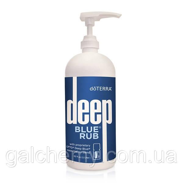 Deep Blue Rub Soothing Lotion / «Глубокая синева» крем, 1000 мл