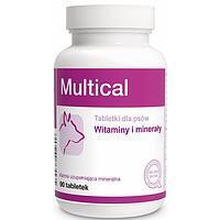 Долфос Мультивитал Кэт (Multivital Cat) витаминно-минеральный комплекс для кошек, 90 таб.