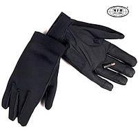 Тактические перчатки из неопрена MFH Черные