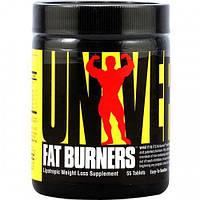 Universal Nutrition Fat Burners E/S, 55 tabl