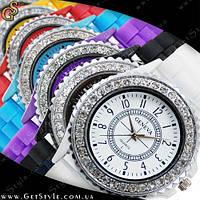 """Стильные часы """"Geneva"""", фото 1"""