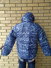 Куртка зимняя унисекс SNOW, фото 3