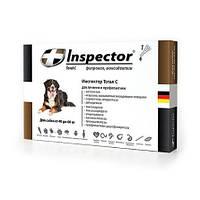 Инспектор капли для собак 40-60 кг 1 пипетка