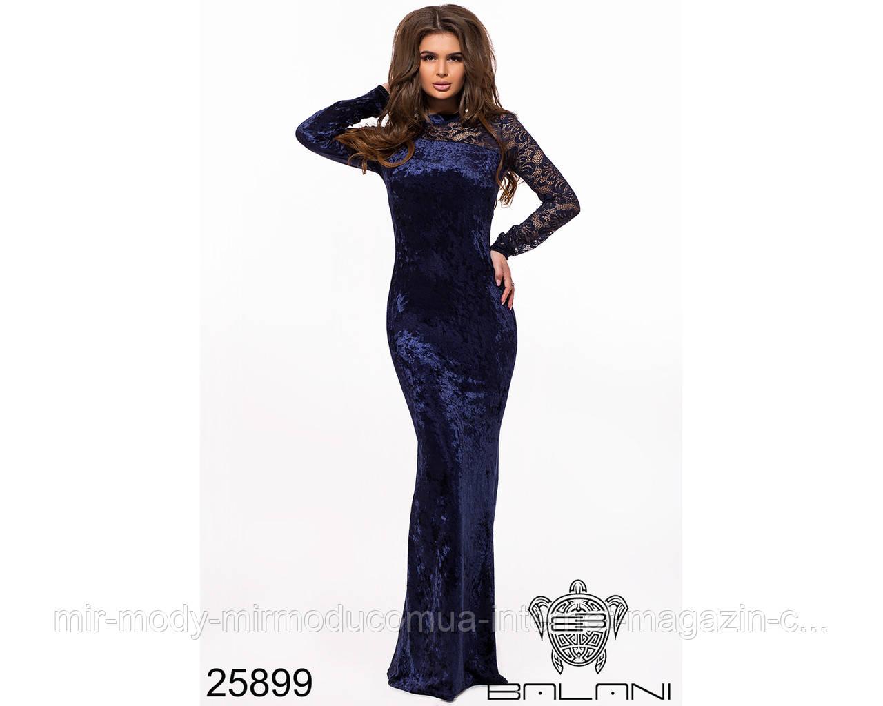 Вечернее платье - 25899  Размер: c 42 по 48 (бн)
