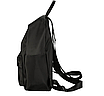 Рюкзак женский молодежный Pink черный, фото 5