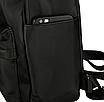 Рюкзак женский молодежный Pink черный, фото 8