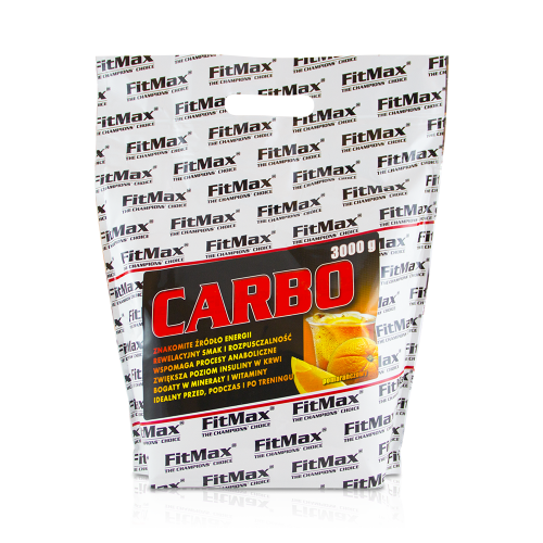 Карбо углеводы FitMax Carbo 3 kg