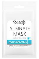 """Альгинатная маска """"глубокое увлажнение""""."""