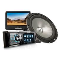 Автомобильное аудио-видео оборудование