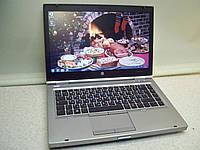 Ноутбук HP EliteBook 8470p, i5-3230M/ 4Gb/ 320Gb/ 1600x900/ FireWire/LED/ Б/У