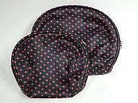 Косметички женские - комплект 2 штуки RIO (22х15, 17х13)