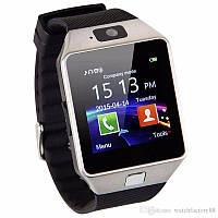 Умные часы-мобильный телефон Smart Watch DZ09, GSM/камера/плеер/Bluetooth/шагометр