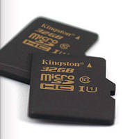 Карта памяти Kingston microSD 32GB class 10 UHS-I