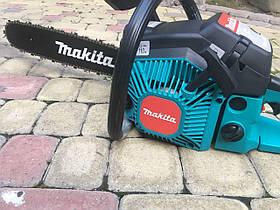 Бензопила Makita EA6500P45E ГАРАНТІЯ 1 рік нова потужна 2 шини, 2 ланцюги
