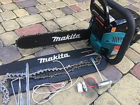 Бензопила Makita EA6300P40E 3.8 kW (2 шини, 2 ланцюги)