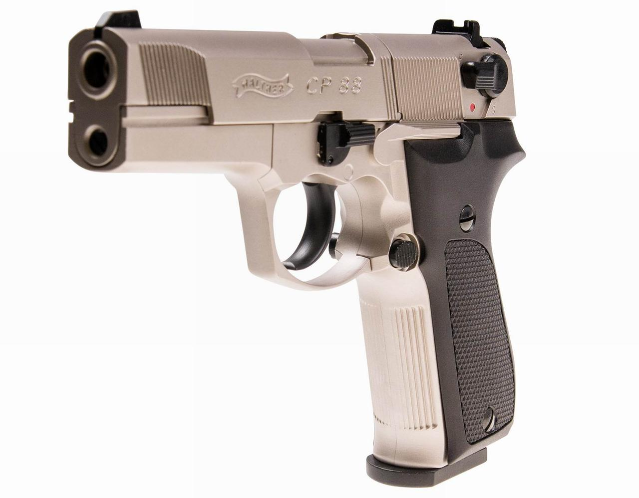 Walther CP88 nickel , фото 1