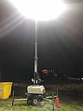 Мобильная осветительная мачта со светодиодными лампами Luxtower M 13, фото 2