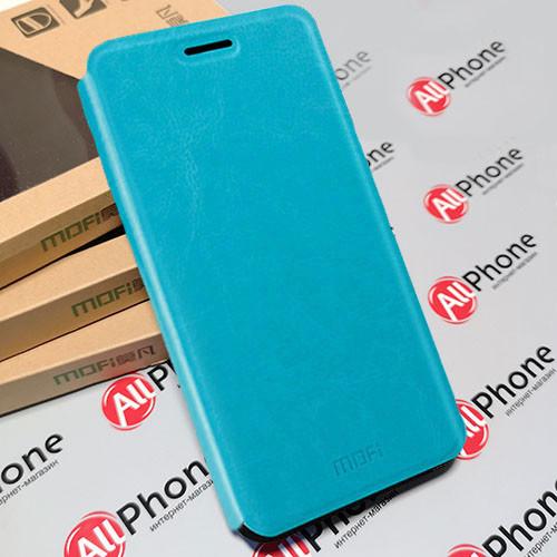 Чехол-книжка  MOFI Blue для Xiaomi Redmi Note 6 Pro