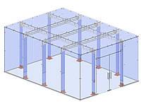 Стеклянный павильон, фото 1