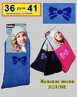 """Женские махровые носки """"JUJUBE"""" Арт. А121 (в упаковке 12 шт.)"""