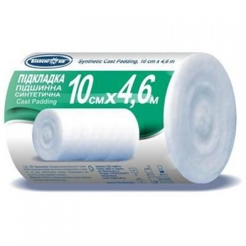 Підкладка ортопедична 10см х 4.6 м (бавовняно-віскозна) Укрмедтекстиль