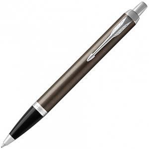 Шариковая ручка Parker IM 17 Dark Espresso CT BP 22 332
