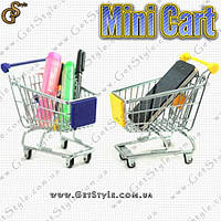 """Миниатюрная тележка - """"Mini Cart"""" , фото 1"""