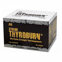 Жиросжигатель Fitness Authority Xtreme Thyroburn, 120 caps, фото 1