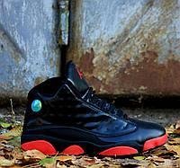"Мужские кроссовки Nike Air Jordan 13 ""Retro Dirty Bred"". Живое фото (Реплика ААА+), фото 1"