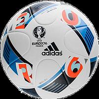 Мяч футбольный Adidas Beau Jeu Top Replique Euro 2016 C5414