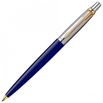 Кулькова ручка Parker Jotter Standart New Blue BP 79 032Г, фото 2
