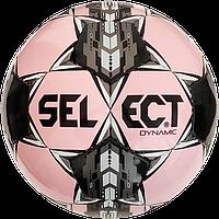 Мяч футбольный Select Dynamic р.5 розово-черный