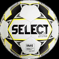 Мяч футзальный Select Futsal Master IMS р.4 (129)