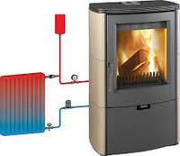 Печь с водяным контуром – эффективный метод автономного отопления
