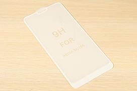 Защитное стекло для Xiaomi Mi 8 Lite 5D (White)