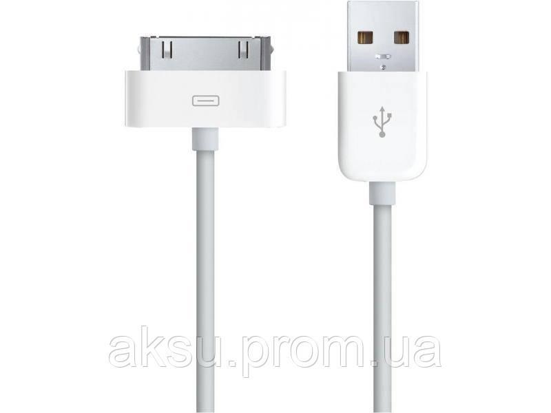 USB Кабель для зарядки и синхронизации iPhone 2G/3G/3GS/4/4S/IPAD 1,2,3