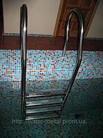 Лестница для бассейна  4 ступени - 4 000 грн!