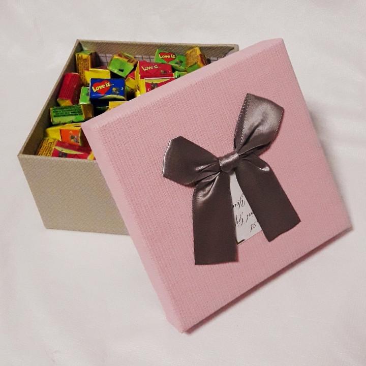 Подарочная коробочка L