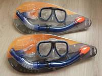 Детский набор для плавания (маска + трубка) Intex 55948 от 10 лет